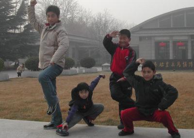 Kinder - Kampfkunst aus China in Kempten