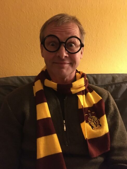 Kinder Probetraining mit Harry Potter Double